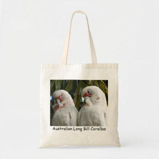 Australian Eastern Long Bill Corellas Tote Bag