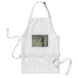 Australian Emu Apron
