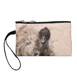 Australian Emu Coin Wallet