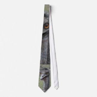 Australian Emu Tie