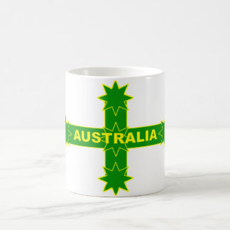 Australian Eureka Flag Classic White Coffee Mug