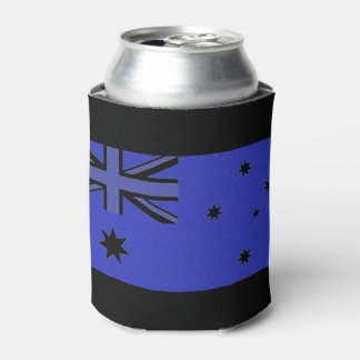 Australian Flag Can Cooler