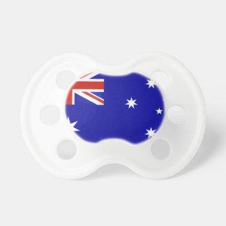 Australian flag dummy