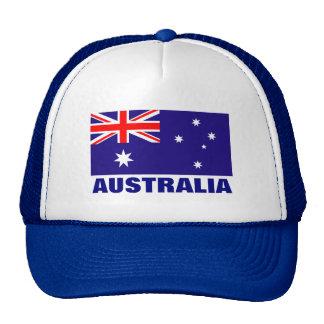 Australian flag hat Australia Day design