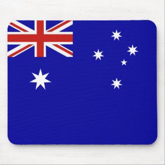 Australian flag mouse mat