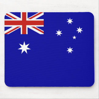 Australian flag mousepads