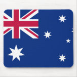 Australian flag mouse pads