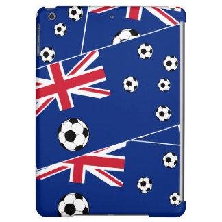 Australian Flag Soccer Balls