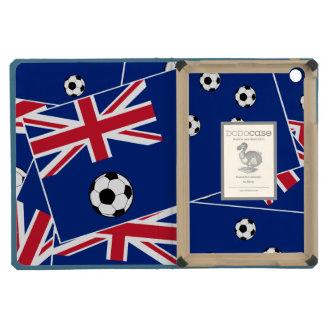 Australian Flag Soccer Balls iPad Mini Retina Cases