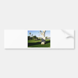 Australian Gardens (4) Bumper Sticker