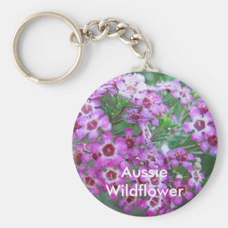 Australian Geralton Wax Key Chains