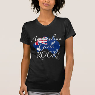 Australian Girls Rock! Tshirts