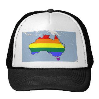 Australian GLBT Pride Cap