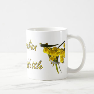 Australian Golden Wattle Coffee Mug