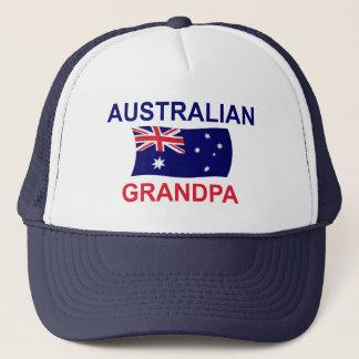 Australian Grandpa Trucker Hat