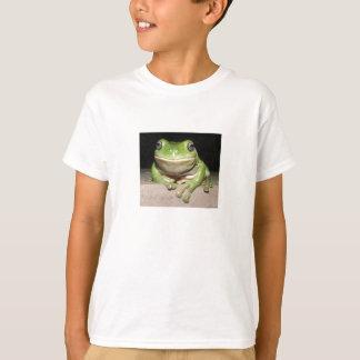 Australian Green Tree Frog T-shirts