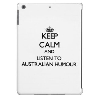 AUSTRALIAN-HUMOUR34733574 png iPad Air Cases
