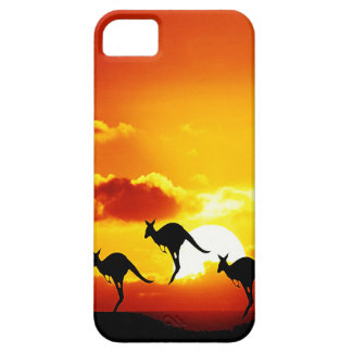 Australian kangaroo barely there iPhone 5 case