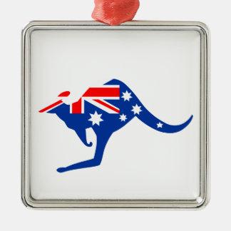 Australian Kangaroo Christmas Ornament