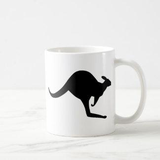 Australian Kangaroo Coffee Mug