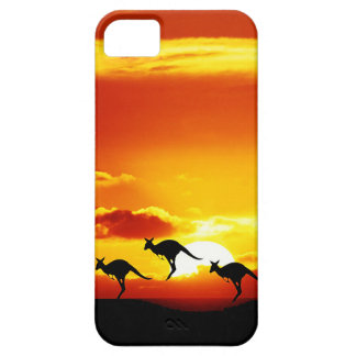 Australian kangaroo iPhone 5 covers