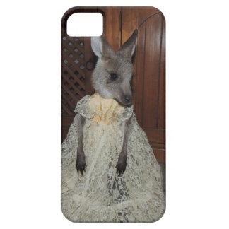 Australian Kangaroo Joey iPhone 5 Cases