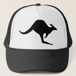 Australian Kangaroo Trucker Hat