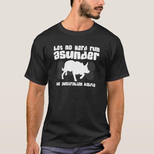 Australian Kelpie Herding T-Shirt
