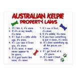 AUSTRALIAN KELPIE Property Laws 2