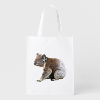 Australian Koala Bear Reusable Grocery Bag