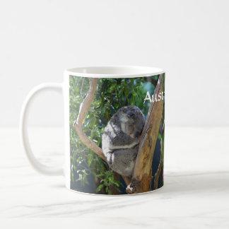 Australian koala mug