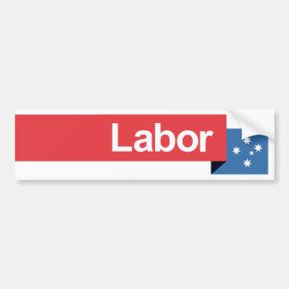 Australian Labor Party Bumper Sticker