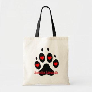 Australian Labradoodle Budget Tote Bag