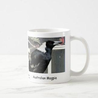 Australian Magpie Coffee Mug