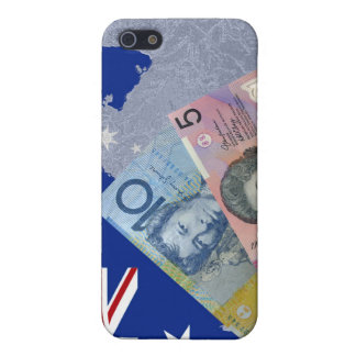 Australian Money Cover For iPhone 5/5S