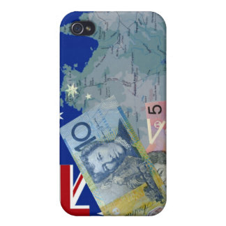 Australian Money iPhone 4/4S Cover