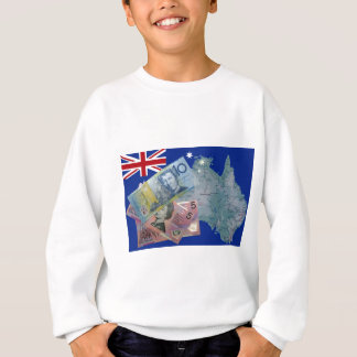 Australian Money Sweatshirt