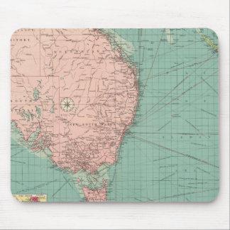 Australian, New Zealand ports Mouse Mat