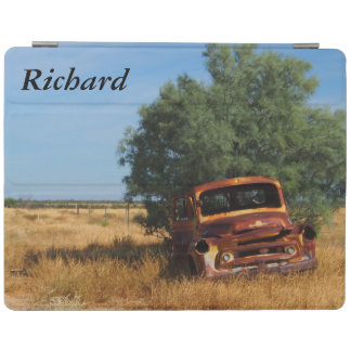 Australian outback truck IPad cover