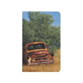 Australian outback truck pocket journal