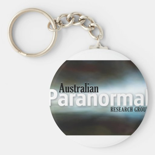 Australian Paranormal Research Group  Merchandise Keychains