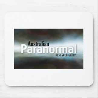 Australian Paranormal Research Group  Merchandise Mouse Pad