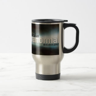 Australian Paranormal Research Group  Merchandise Travel Mug