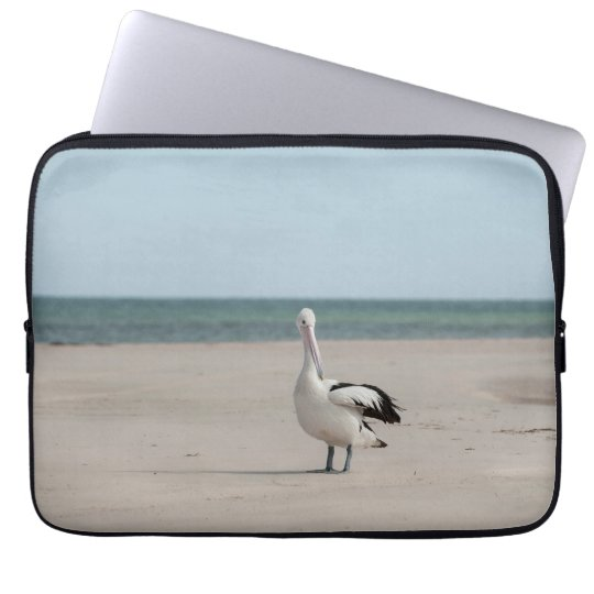 Australian Pelican Laptop Sleeves