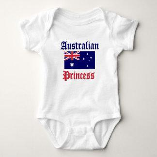 Australian Princess 2 Baby Bodysuit