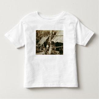 Australian prospector, c.1880s (sepia photo) toddler T-Shirt