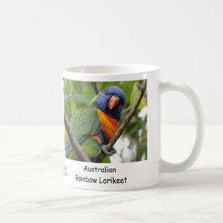 Australian Rainbow Lorikeet Mug