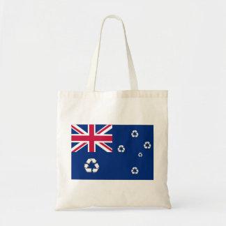 Australian recycle flag bag