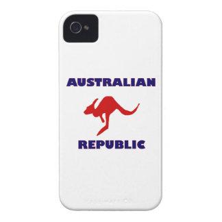 Australian Republic iPhone 4 Case-Mate Case