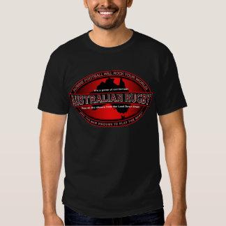 Australian Rugby Tee Shirts